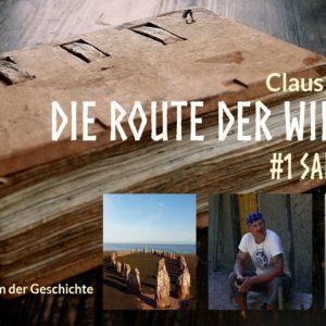 Claus Aktoprak: Die Route der Wikinger (Foto: C. Aktoprak)