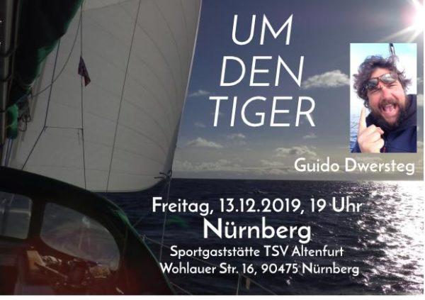Guido Dwersteg: Um den Tiger